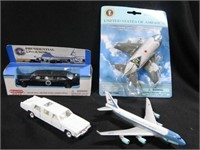 Air Force One Playset-30 pieces;