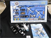 Air Force One Playset-30 pieces