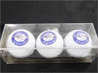 Air Force One Cuff Links; Golf Balls