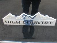 2015 CHEVY SILVERADO 1500 HIGH COUNTRY 4X4