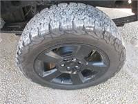 2018 CHEVY SILVERADO 1500 CUSTOM DOUBLE CAB 4