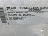 2014 CHEVROLET CAMARO LT RS