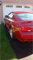 2006 Mustang GT V8 - 5 Speed Stick