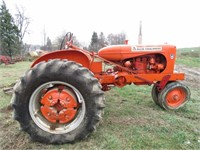 Freeman Auction (Tractors and Farm Equipment)