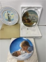 Collectibles Auction - Pottery, Collectors Plates, & More
