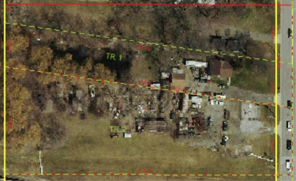 OLO Real Estate Auction - 3210 Burr St Gary, IN - 3.78 Acres