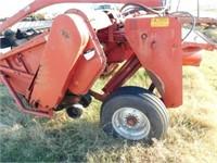 Case IH 8370 14' pull type mower conditioner