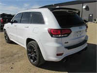 2015 JEEP GRAND CHEROKEE SRT8 AWD