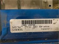 Tapco Pro 50 Metal Break