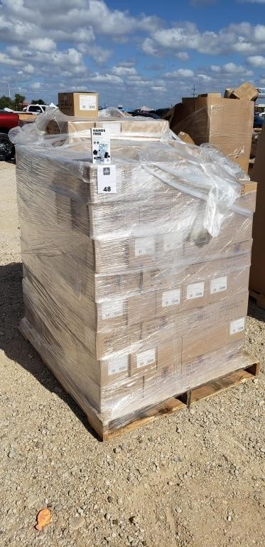 Pallet of 250 Cases Hands Free Phone Mount