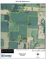 Tract 5 - FCC 5 - 385 Tillable Acres +/-