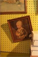 Fredrick Remington & Fame wall Décor - 9 Pc