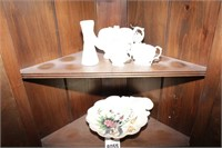 Lenox vase, antique made in japan & more  - 5 Pc