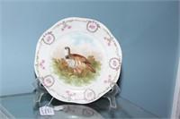 Decorative Plates- Bavaria - 4 Pc