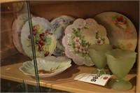 Decorative Plates, D&C  France, Russia - 8 Pc