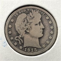 Silver Leaf Co Coin Auction Event