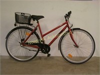 Cykelauktion for Nordjyllands Politi. 14-11-20