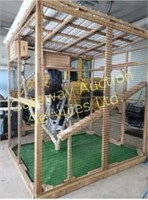 A PurrFECT CATIO HOUSE    6' x 9' x 8'
