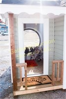 She Shed or Child's Elaborate Playhouse 8'x8' x8'