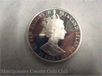 Montgomery County Coin Club Online Auction #2