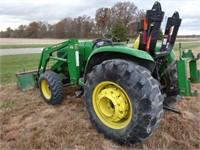 November 2020 Machinery & Equipment Auction