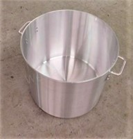 Aluminum 100 Qt Stock Pot-No Lid-NEW