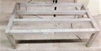 "Aluminum Dunnage Rack,36""X 20"""