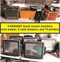 POS Equipment (see description or picture)