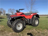 Four Wheeler, Shipping Containers & More