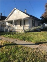 Real Estate and Cook Portable  Building Online Auction