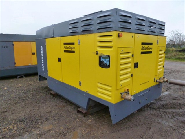 2012 ATLAS COPCO XAHS447 at www.used-compressors.co.uk