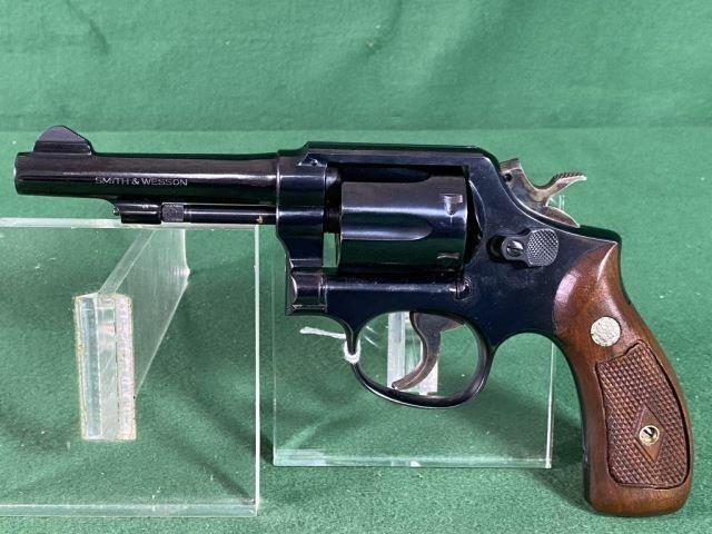 Smith & Wesson Model 10-5 Revolver, 38 Spl.