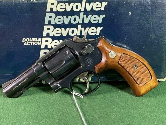 Smith & Wesson Model 547 Revolver, 9mm