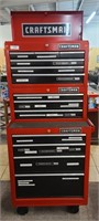 LIKE NEW CRAFTSMAN ROLLING TOOLBOX WITH KEYS