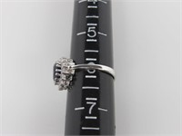 2.84ct Sapphire Ring