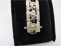 Ruby, Emerald, & Sapphire Bracelet