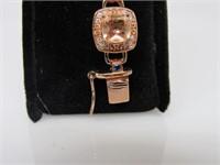 22.50 ct Morganite Bracelet