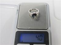Mystic & Topaz Ring