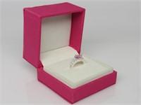 Topaz Designer Ring