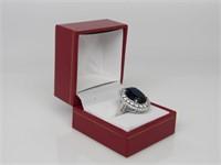 8.12 ct Sapphire Ring