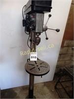 16 Speed Floor Drill Press
