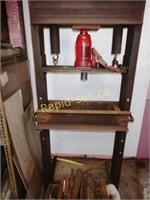 Hydraulic Heavy Duty Manual Press