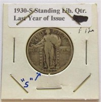 Incredible Online Only Coin Auction, ends 11/29