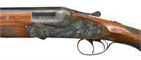 POST WAR NON-MERKEL MFG COPY OF A 304E SIDELOCK