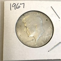 Sports Cards, Silver, Toys, Antiques, & More