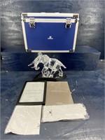 LARGE SWAROVSKI CRYSTAL ELEPHANT LIMITED EDITION
