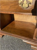 P A HOUSE CHERRY NIGHTSTAND