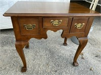 HENKEL HARRIS SOLID CHERRY LOWBOY