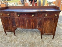 18TH CENTURY SHERATON SIDEBOARD
