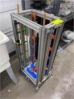 CUSTOM MANUFACTURER SELLING 3-D PRINTERS, FILOMENT, ROBOTICS